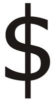 Das Dollar-Logo: Bekannter als Coca Cola!