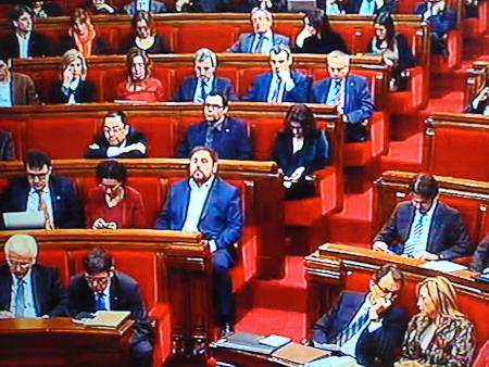 """Artur Mas, der """"Popler"""" Zweiter von unten rechts!"""